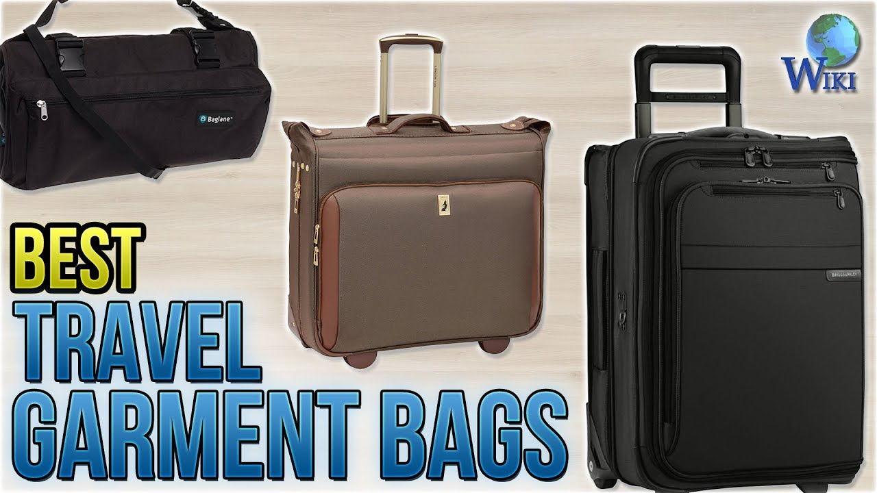 10 Best Travel Garment Bags 2018