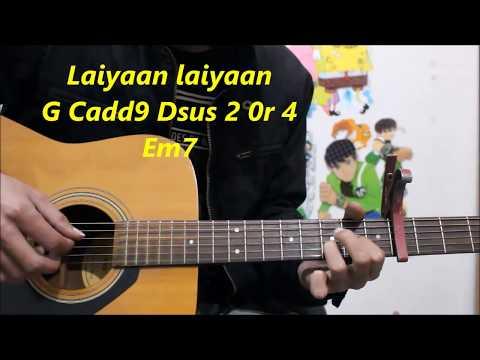 2018 Year4 Chords 10 songs Em D C G Simplest- Hindi Guitar Beginners Easiestchords