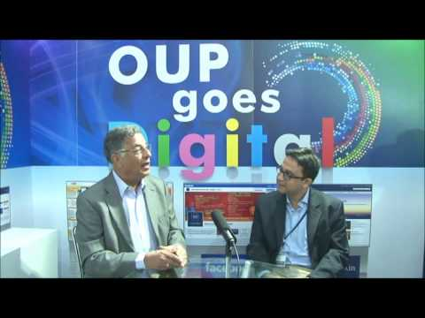 Oxford University Press India-  Inauguration by Girish Karnad at New Delhi World Book Fair