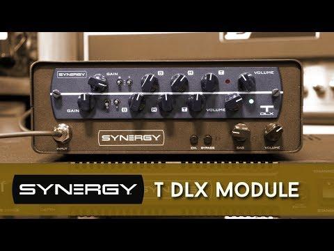 Synergy TDlx Module Demo (5 different setups)
