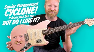 Squier Paranormal CYCLONE - Unboxing and first impressions - Buy buy buy or Bye bye bye?