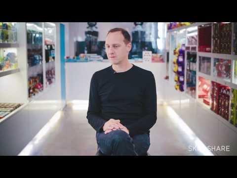 Trailer: Creating a Great Designer Toy with Paul Budnitz on Skillshare.com