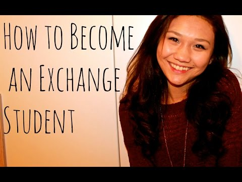 HOW TO BECOME AN EXCHANGE STUDENT {AFS}