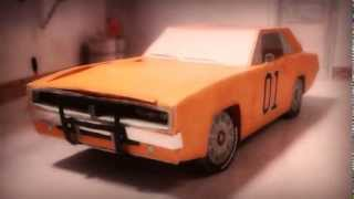 Dodge Charger General Lee R/T '69