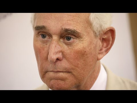 Roger Stone speaks to reporters - YouTube