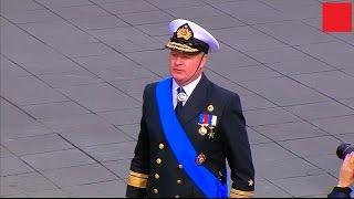 Desfile - Glorias Navales 21 Mayo Valparaíso 2015 Completo HD