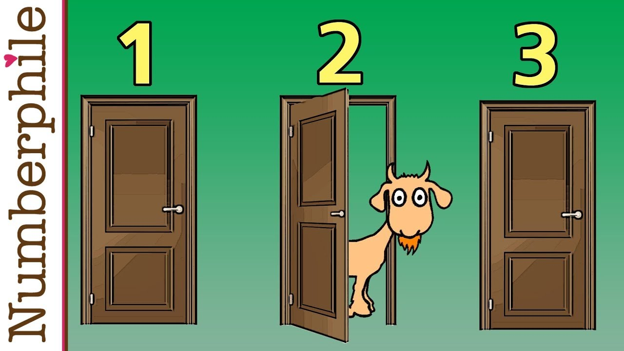 Monty Hall Problem – Numberphile