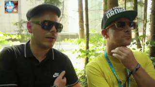 Fettes Brot - Interview @ Rockpalast BACKSTAGE | Part 1/2