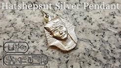 Hatshepsut Sterling Silver Pendant