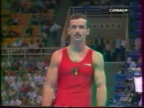 Marius URZICA (ROU) PB - 2004 Olympics Athens TF