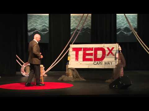 Breathe to Heal | Max Strom | TEDxCapeMay
