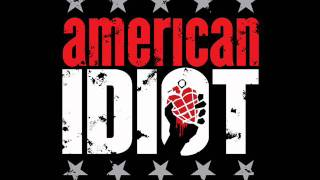 Green Day - American Idiot - Guitar Backing Track