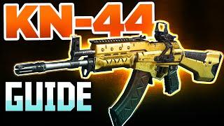 » KN-44 in GOLD « - COD Black Ops 3 Setup/Waffen Guide - Gutes Sturmgewehr