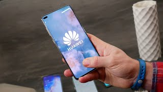 Huawei's Answer to Samsung Galaxy S20 Ultra