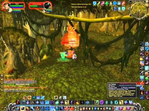 Lvl 70 Solo Opening The Dark Portal Chrono Lord Deja By Mage