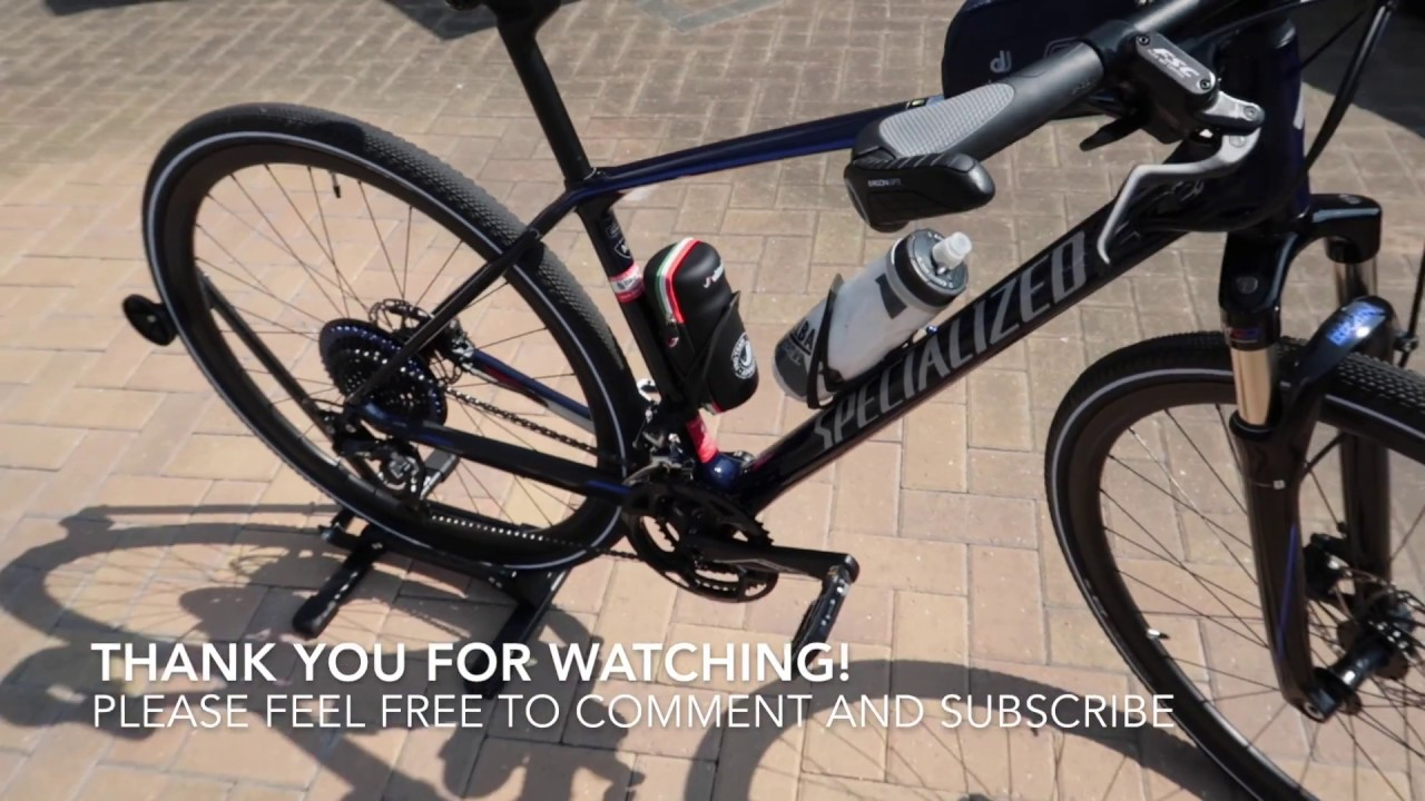 12fb6750b808 2018 Specialized CrossTrail Expert Carbon (HD) - UPDATED - YouTube