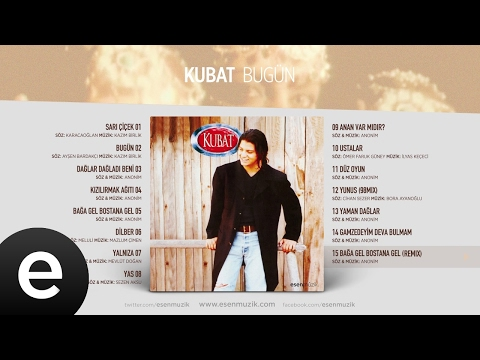 Bağa Gel Bostana Gel (Remix) (Kubat) Official Audio #bağagelbostanagel #kubat