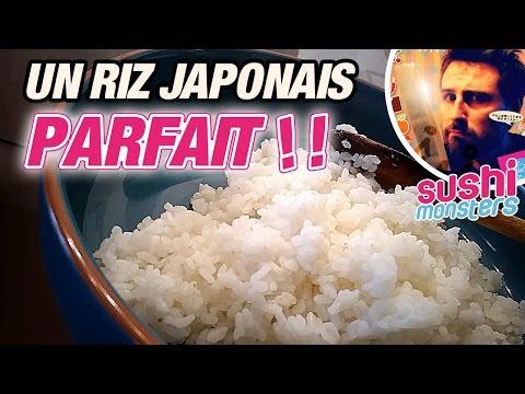 Cuire Le Riz Japonais : Une Cuisson Parfaite 【ご飯】