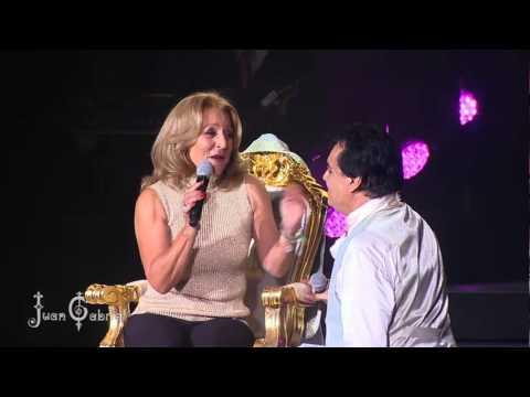 Estrellita y Juan Gabriel en Auditorio Nacional
