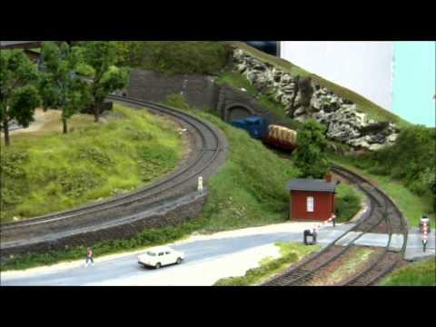 H0 Modellbahn  IG BW-Arnstadt im Modell e.V.