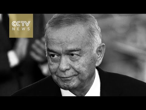 Chinese leaders extend condolence over death of Uzbek President