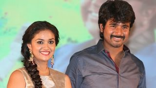 Sivakarthikeyan is a very talented actor - Keerthi suresh