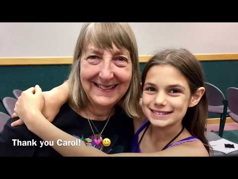 My Interview with Living Legend and my Heroine, Carol Adams