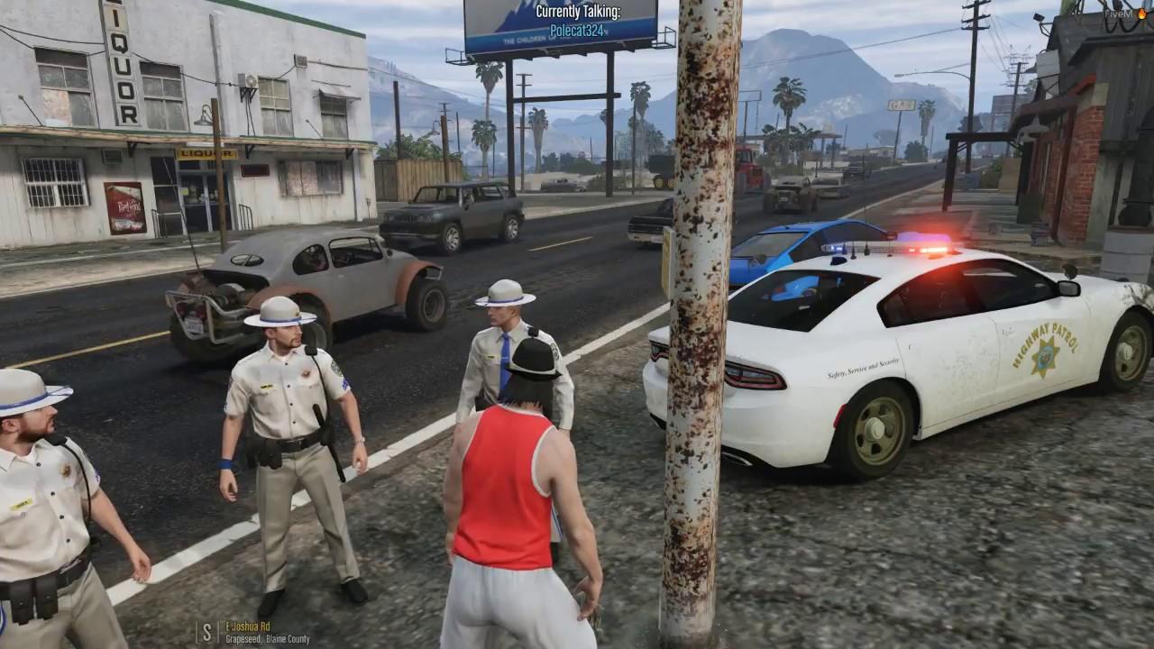 DOJ Cops Role Play Live - Gun Activist (Law Enforcement)