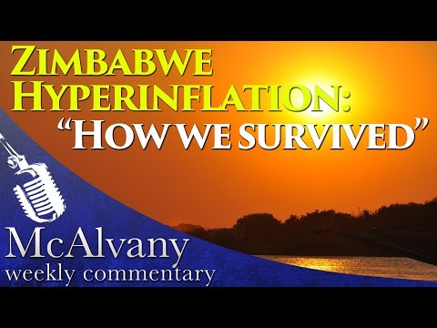 "Zimbabwe Hyperinflation: ""How we survived"" 