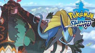 Pokemon Sword - IDEALNY TEAM NA WALKI?