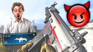 It shoots RED LASERS in Modern Warfare! (MW FN Scar 17 Cerise)