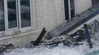Специалисты устанавливают причины пожаров, произошедших в начале недели в Колпашево