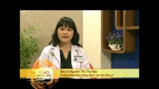 Chăm sóc trẻ rối loạn tiêu hóa nhu the nao