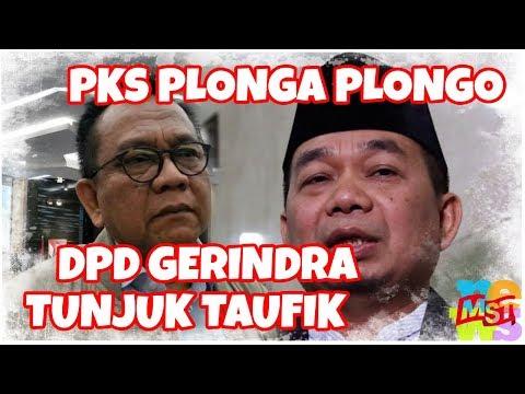 Akankah PKS Plonga-plongo? Bahagianya Warga DKI Jakarta Jika Punya Wagub Mantan Koruptor!