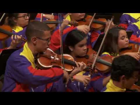 Orquesta Nacional Juvenil de Venezuela
