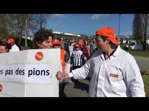 Manifestation des Charcuteries Gourmandes à Josselin