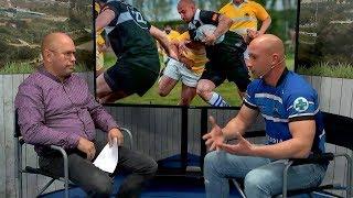 """José Antonio Gavira: """"Cuando empiezas ves que el rugby es una ..."""