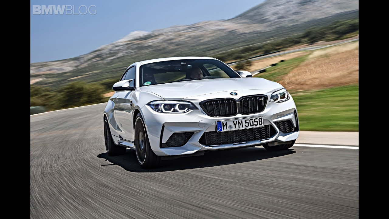 BMW M2 Competition with Dirk Hacker, M Head of Engineering