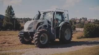 Zabudowa leśna VALTRA T174   MTG Maszyny