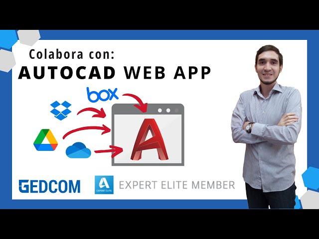 Colaborar con AutoCAD Web App