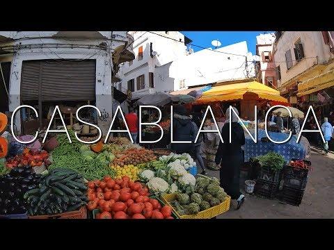 Vlog #73: Casablanca, Morocco || TRAVEL LAUNDRY ISSUES