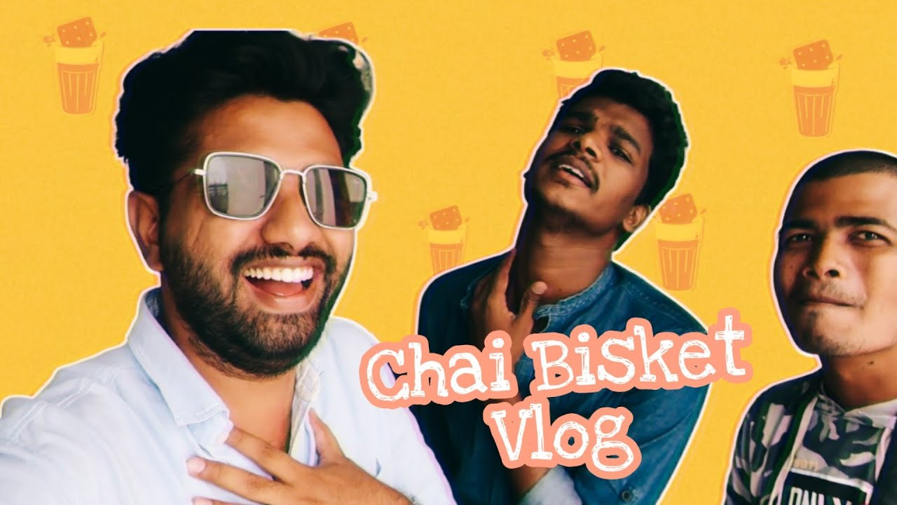 @Chai Bisket office lo hungama    collaboration with @Hey Chotu     Telugu vlogs   Kabir khan