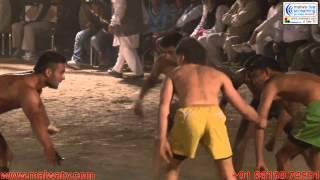 CHAUKIMAN (Ludhiana) Kabaddi Cup - 2014. Part 2nd.