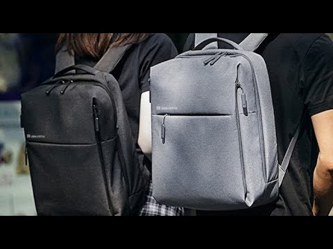 42ed7a318 MI CITY BACKPACK UNBOXING | MI BACKPACK REVIEW - YouTube