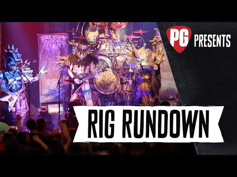 Rig Rundown - GWAR's Balsac the Jaws of Death and Pustulus Maximus [2014]