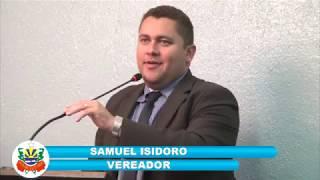 Samuel Isidoro Pronunciamento 23 06 2017