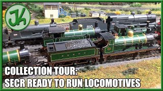 What Ready to Run SECR Locomotives Can you Buy?