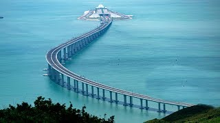 Hong Kong-Zhuhai-Macao Bridge helps reduce travel time