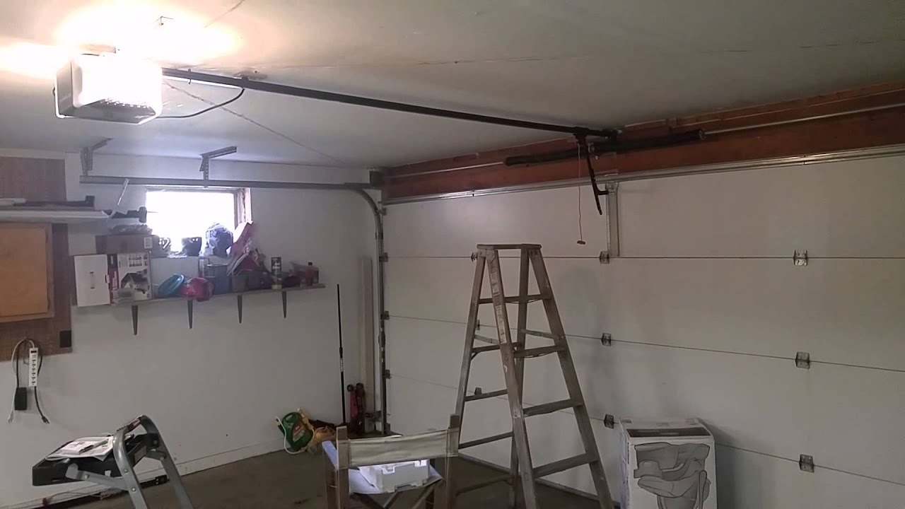 garage door renewal