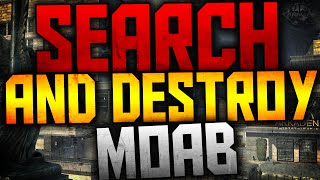 mw3 search and destroy moab solar blasts coming towards earth